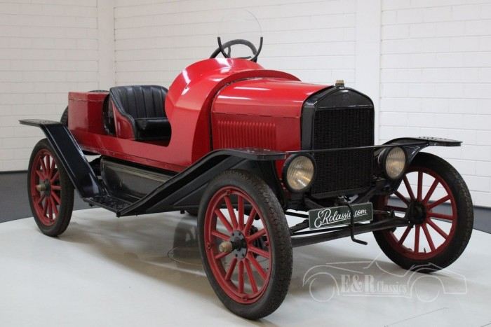 Ford Model T Speedster 1918 a vendre