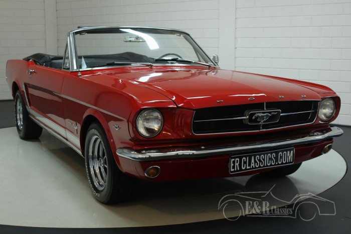 Ford Mustang cabriolet 1965  a vendre