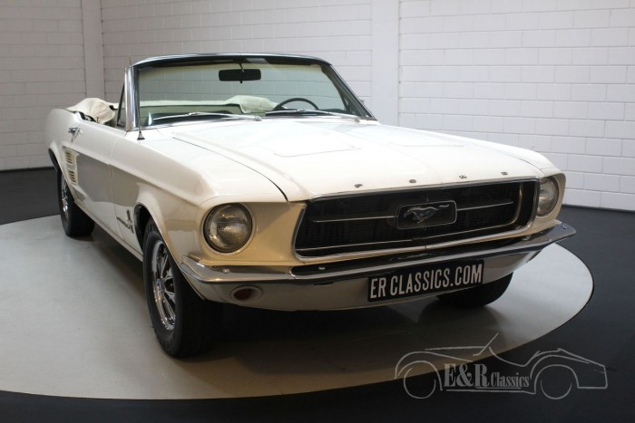 Ford Mustang V8 Cabriolet 1967  a vendre