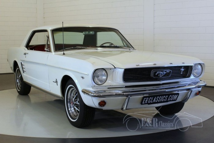 Ford Mustang coupe V8 1965 a vendre