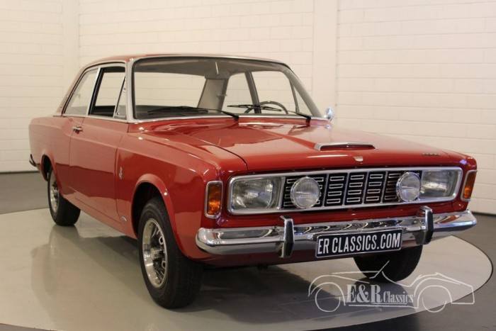 Ford Taunus 20M P7A 1968 coupe V6 a vendre
