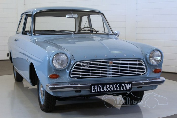 Ford Taunus 12M Coupe 1966 a vendre