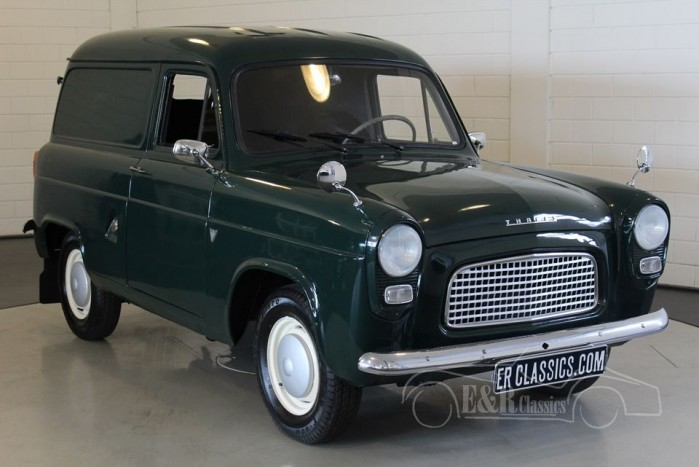 Ford Thames 5 CWT Van a vendre