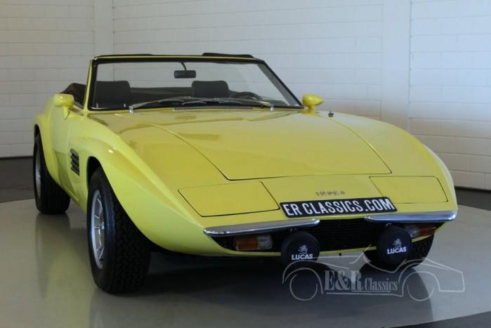 Intermeccanica Indra 1972 a vendre