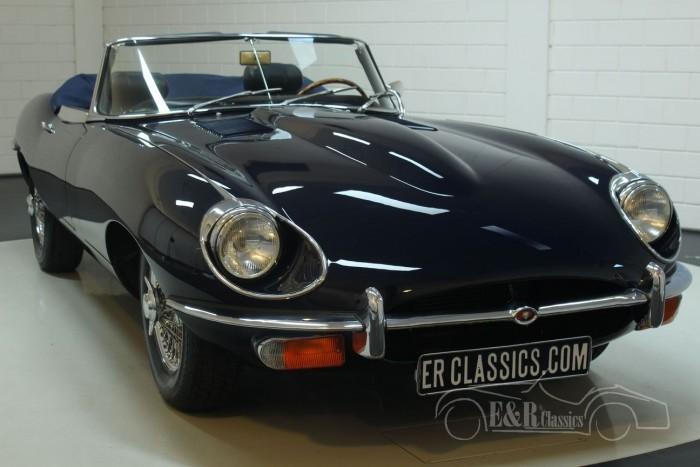 Jaguar E-Type S2 Cabriolet 1969  a vendre