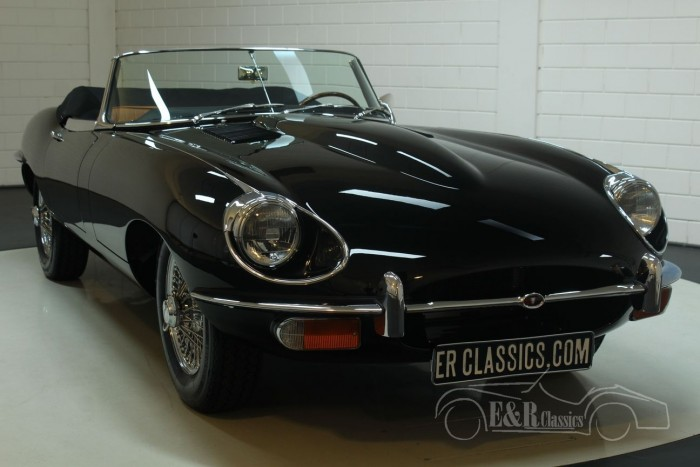 Jaguar Type E S2 cabriolet 1969  a vendre