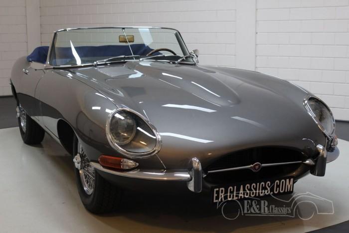 Jaguar Type E S1 Cabriolet 1965 a vendre