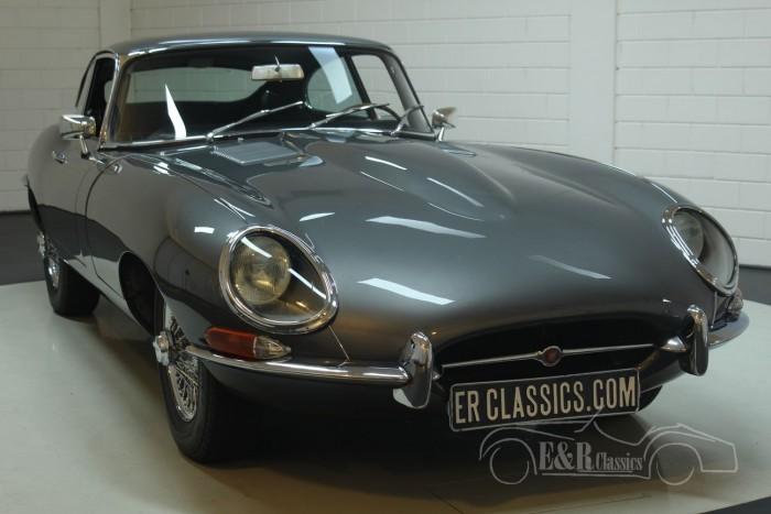 Jaguar E-Type S1 FHC 1966  a vendre