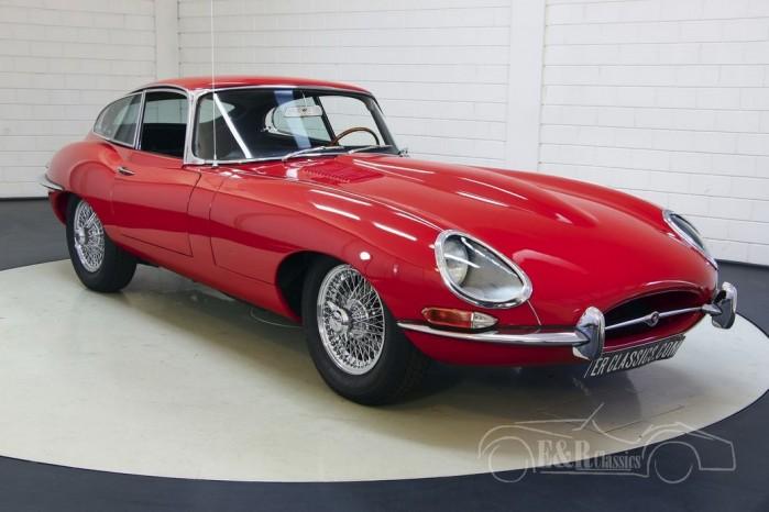 Jaguar E-Type Series 1 a vendre