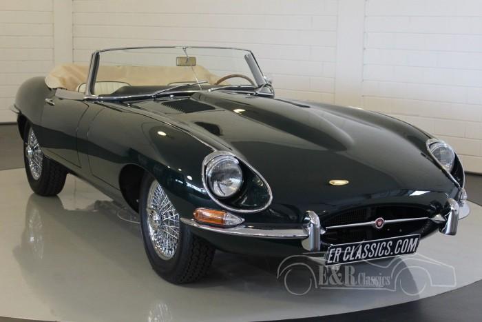 Jaguar E-type Series 1.5 Cabriolet 1968 a vendre