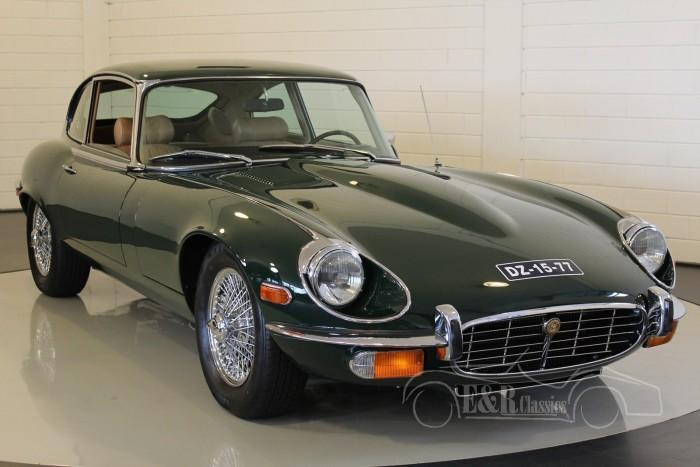 Jaguar E-Type 2+2 coupe 1971  a vendre