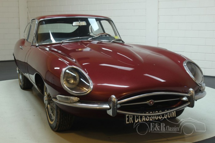 Jaguar E-Type S1 FHC 1967 a vendre