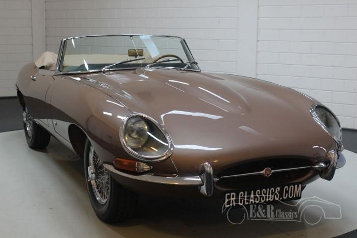 Jaguar E-type Series 1 convertible 1961 a vendre