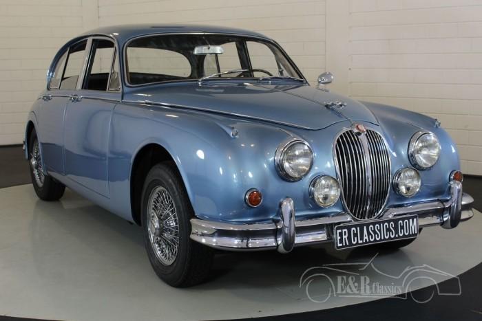 Jaguar MKII 1960  a vendre
