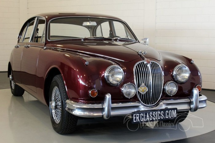 jaguar mk2 saloon 1963 vendre erclassics. Black Bedroom Furniture Sets. Home Design Ideas