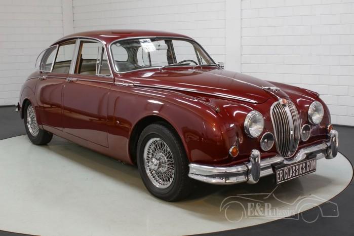 Jaguar MK2 a vendre