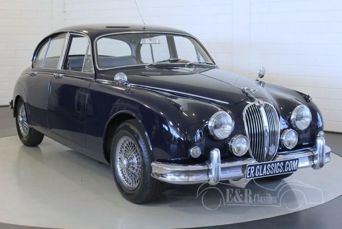 Jaguar MK2 Saloon 1961 a vendre