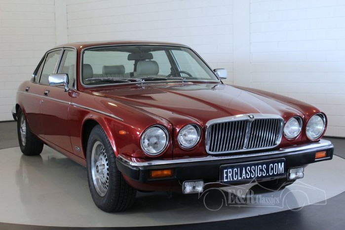 Jaguar XJ12 Sovereign 1984 a vendre
