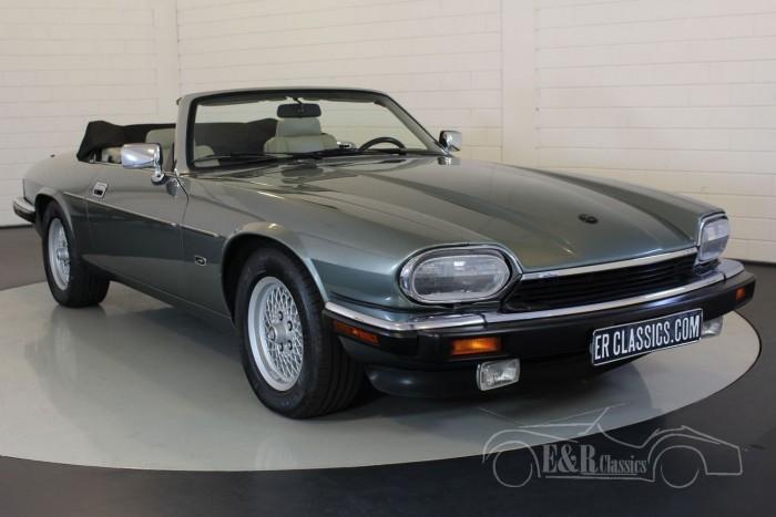 jaguar xjs cabriolet 1993 vendre erclassics. Black Bedroom Furniture Sets. Home Design Ideas