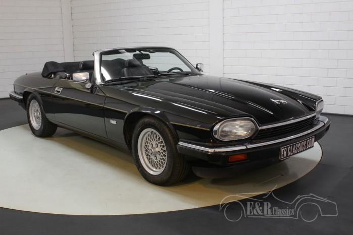 Jaguar XJS Cabriolet a vendre