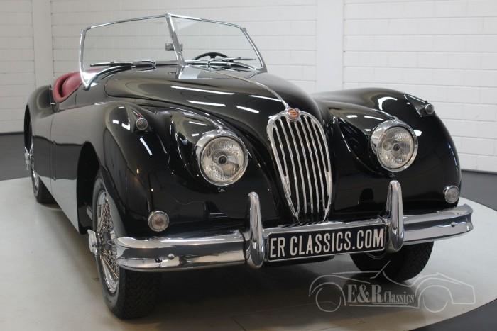 Jaguar XK140 SE Roadster 1956  a vendre