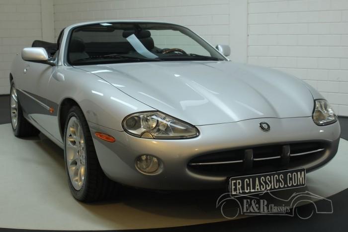 Jaguar XK8 cabriolet 2001  a vendre