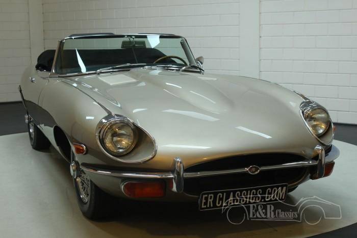 Jaguar E-Type S2 1970 a vendre