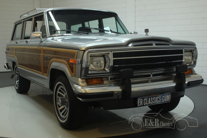 Jeep Grand Wagoneer 1991  a vendre