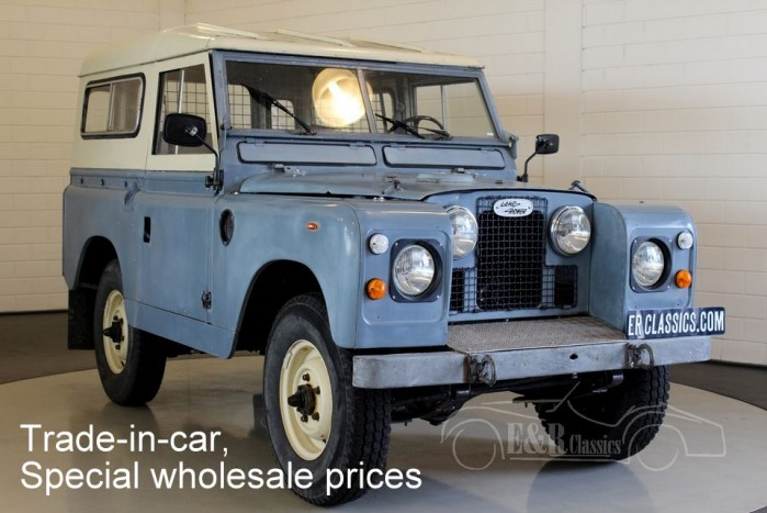 Land Rover 88 Series II A 1963 a vendre
