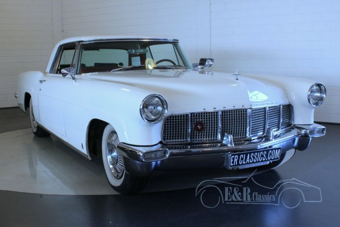 Lincoln Continental MK2 Hardtop coupe 1956  a vendre
