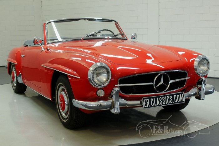 Mercedes-Benz 190SL Cabriolet 1961 a vendre