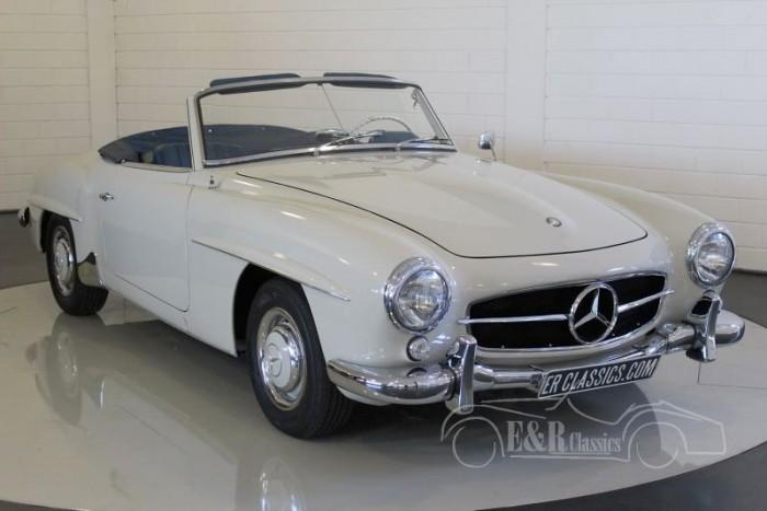 Mercedes-Benz 190SL Cabriolet 1960 a vendre