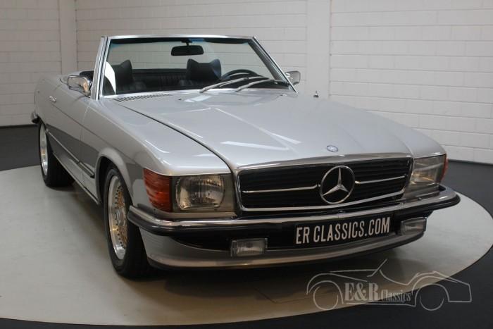 Mercedes-Benz 450SL 1973  a vendre