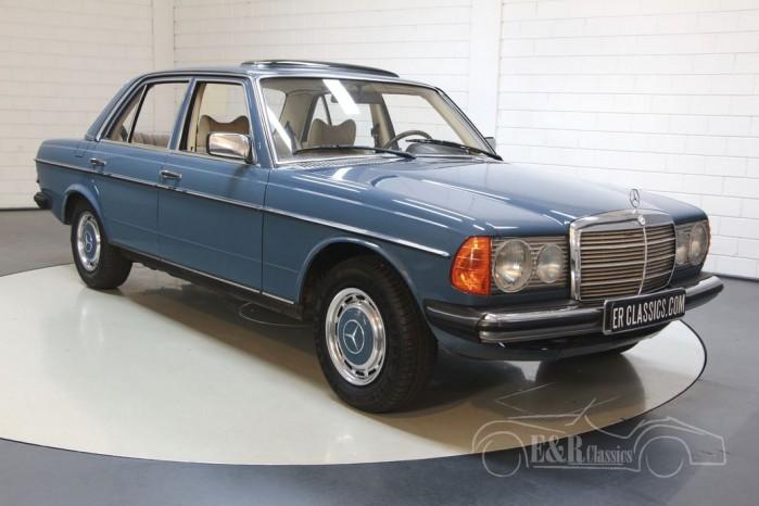 Mercedes-Benz 200 (W123) a vendre