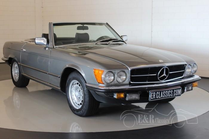 Mercedes-Benz SL 280 cabriolet 1980  a vendre