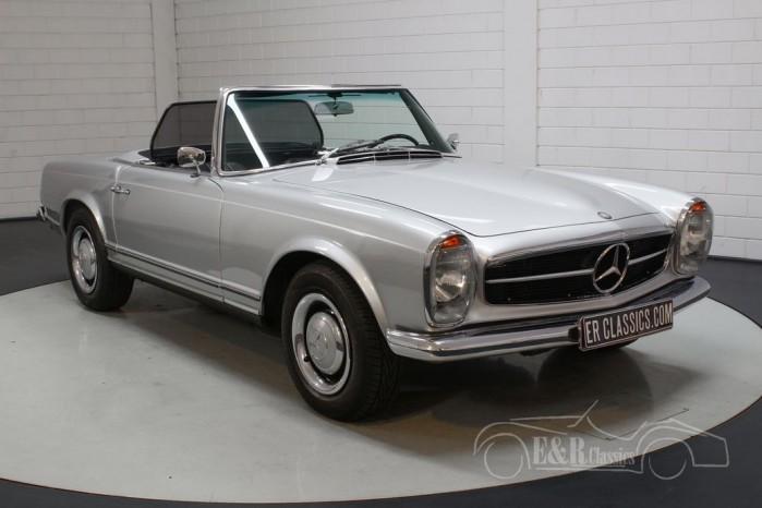 Mercedes-Benz 230 SL Pagode a vendre
