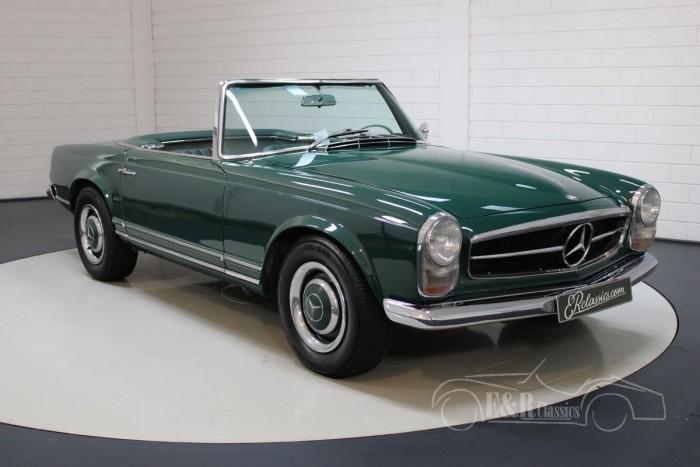 Mercedes-Benz 230SL Pagode 1965 a vendre