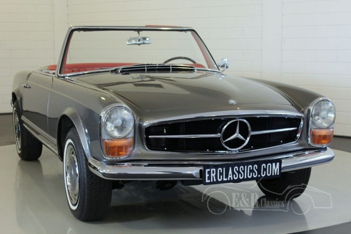 Mercedes Benz 230SL Cabriolet 1966 a vendre