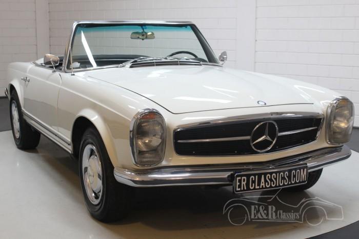 Mercedes-Benz 250SL 1967 a vendre