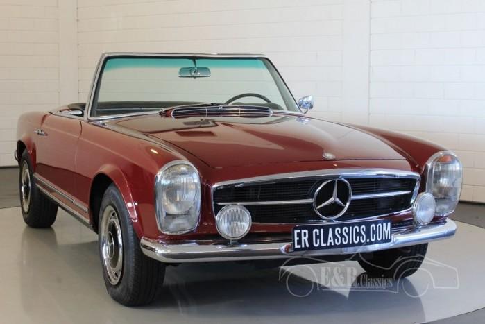 Mercedes-Benz 250 SL Pagode 1967  a vendre