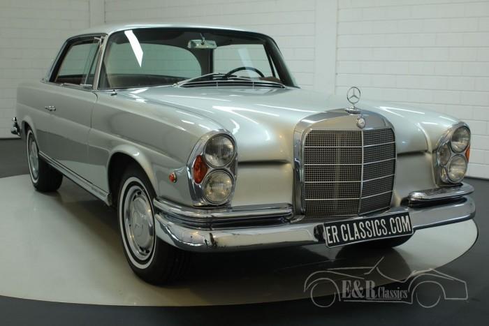 Mercedes-Benz 280SE Coupe 1968 a vendre