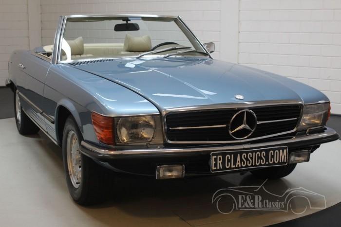 Mercedes-Benz 280SL 1975  a vendre