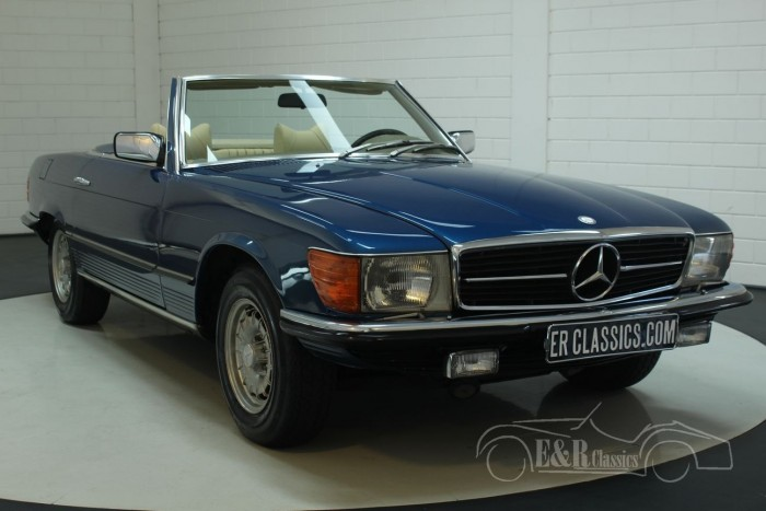 Mercedes Benz 280 SL 1976  a vendre