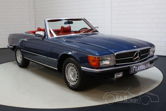 Mercedes-Benz 280SL  a vendre