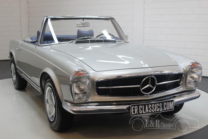 Mercedes 280 SL Pagode 1969 a vendre