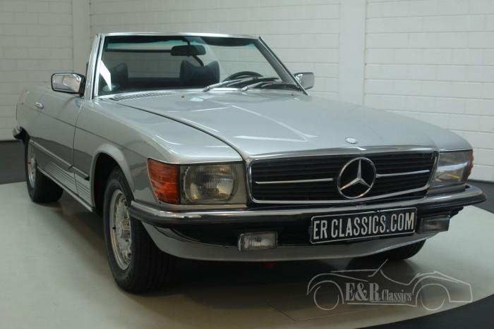 Mercedes-Benz 280 SL 1978  a vendre
