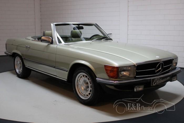 Mercedes-Benz 280SL 1982 a vendre