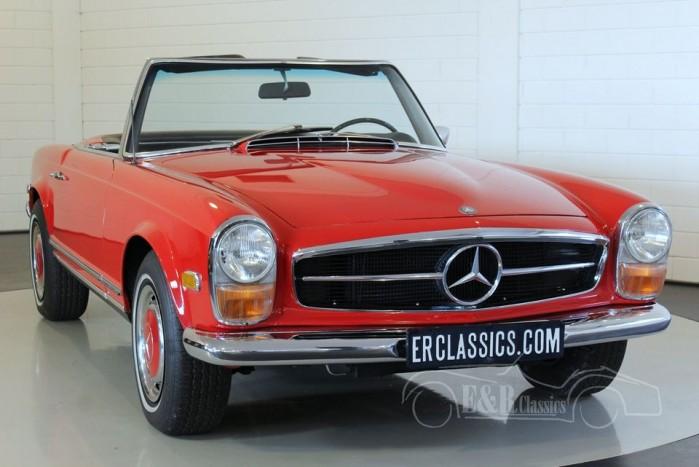 Mercedes-Benz 280SL Pagode 1968  a vendre