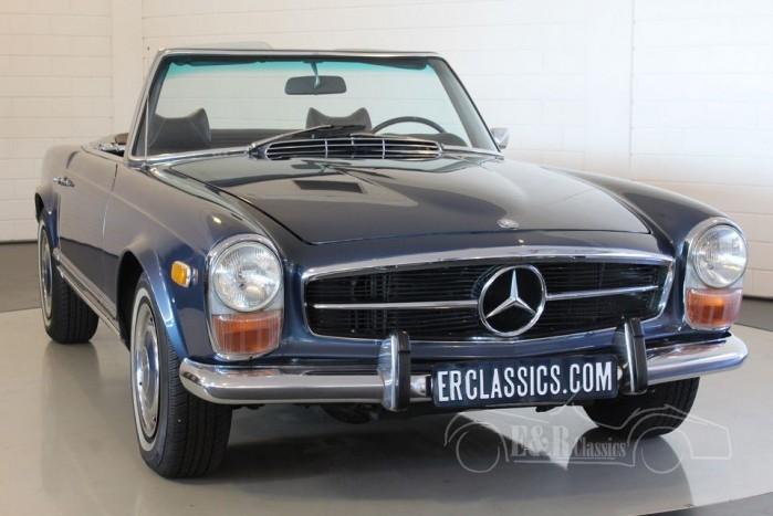 Mercedes-Benz 280SL Automatic 1971 a vendre