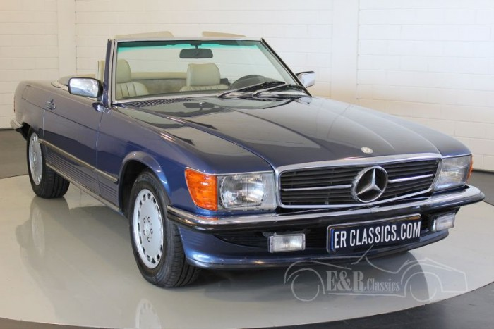 Mercedes-Benz 300SL Cabriolet 1986 a vendre